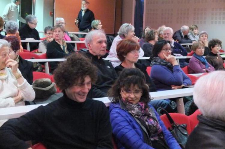Conférence, mai 2014
