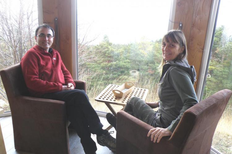 Anne et Jean-François Mangeot