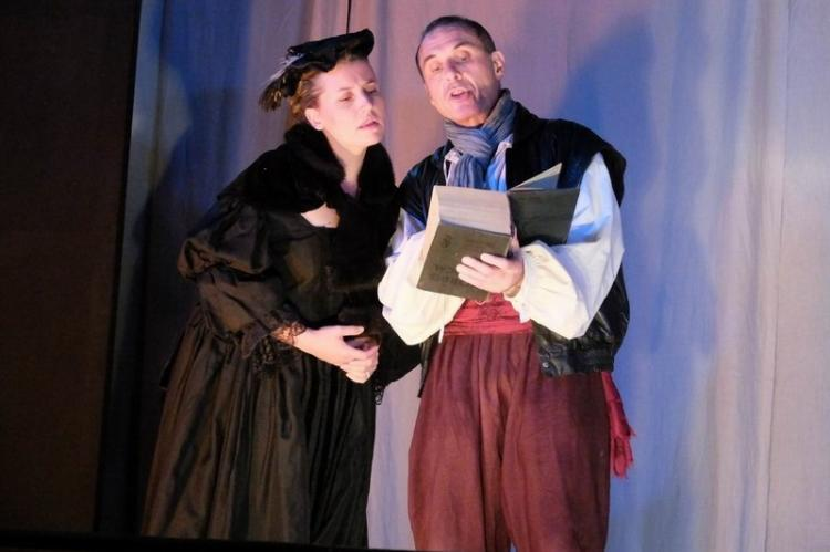 Dona Elvira - Emilie Menard et Leporello