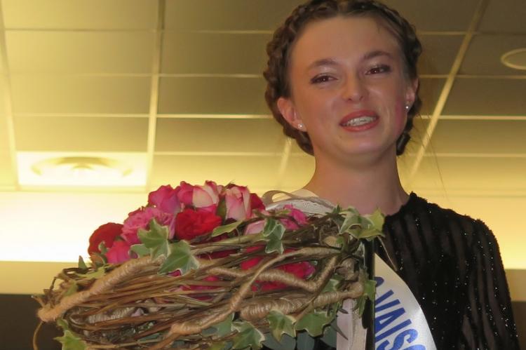 Émilie Maria, Miss Vaison 2018