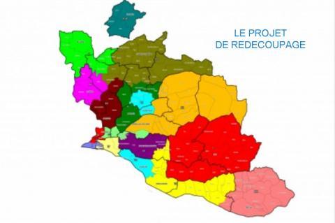 La proposition du Conseil général de Vaucluse