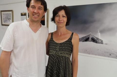 Stéphane et Carole Ruel
