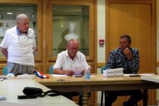 Georges Ollinger, doyen du conseil a lancé appel à candidature