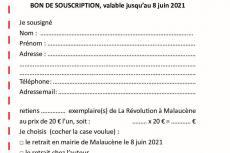 bulletin de souscription
