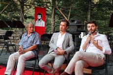 Bruno Alberro, Paulin Reynard et Fabien Barcelo